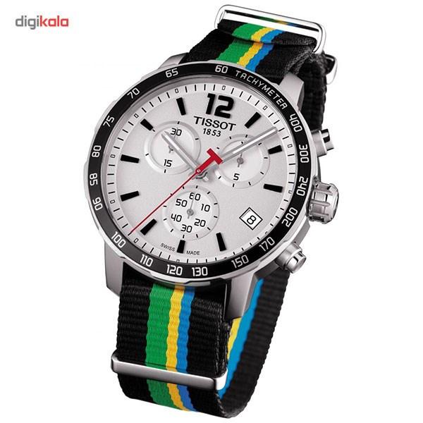 خرید ساعت مچی عقربه ای مردانه تیسوت مدل T095.417.17.037.02
