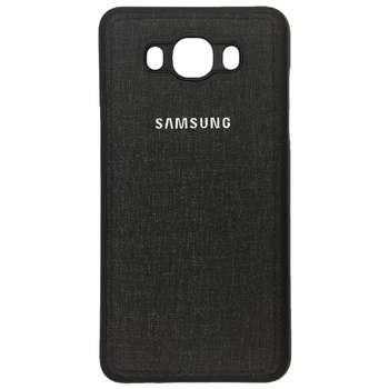 کاور ژله ای طرح پارچه مناسب برای گوشی موبایل سامسونگ Galaxy J5 2016