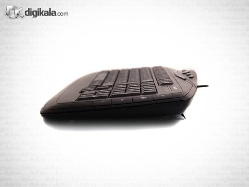 کیبورد فراسو FCR-6160 USB با حروف فارسی main 1 2