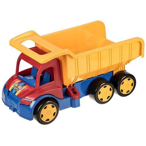 ماشین بازی زرین تویز مدل کامیون سوپر معدن F2