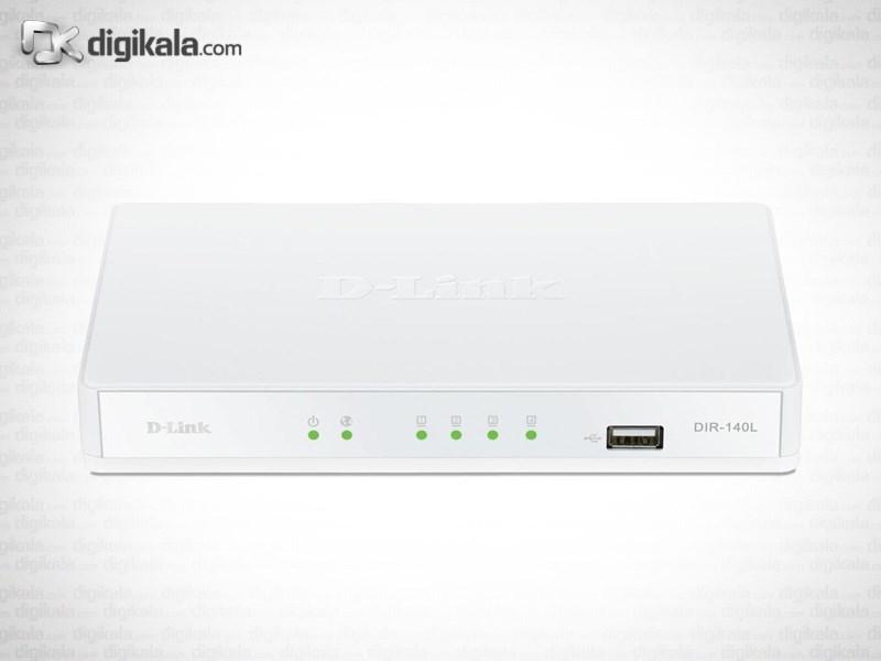 روتر SOHO VPN دی-لینک DIR-140L