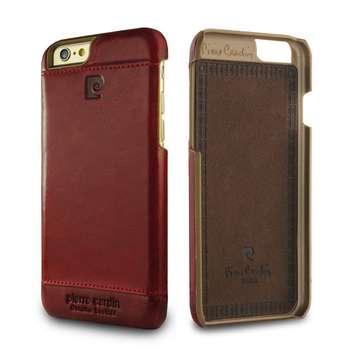 کاور چرمی پیرکاردین مدل PCL-P03 مناسب برای گوشی آیفون 6 / 6s