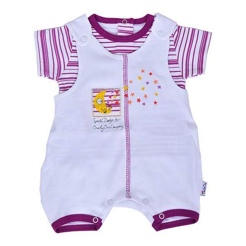 ست لباس نوزادی وان بای وان مدل2-S01