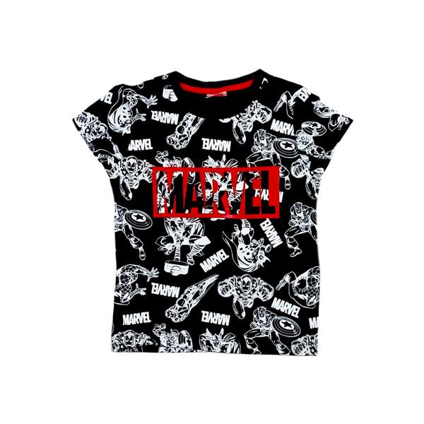 تی شرت پسرانه مارول مدل Comics کد 0337