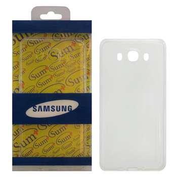 کاور گوشی ژله ای مناسب برای گوشی موبایل سامسونگ S7 Edge