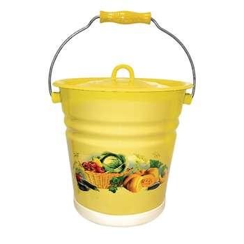 سطل برنج  کد 13241 گنجایش 12 لیتر