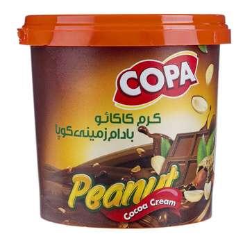 کرم کاکائو بادام زمینی کوپا مقدار 170 گرم
