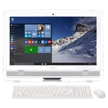 کامپیوتر همه کاره 21.5 اینچی ام اس آی مدل Pro 22ET 6NC- A | MSI Pro 22ET 6NC- A - 21.5 inch All-in-One PC