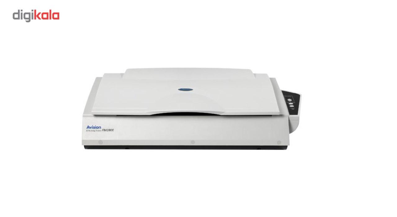 قیمت                      اسکنر کتاب ای ویژن مدل FB6280E