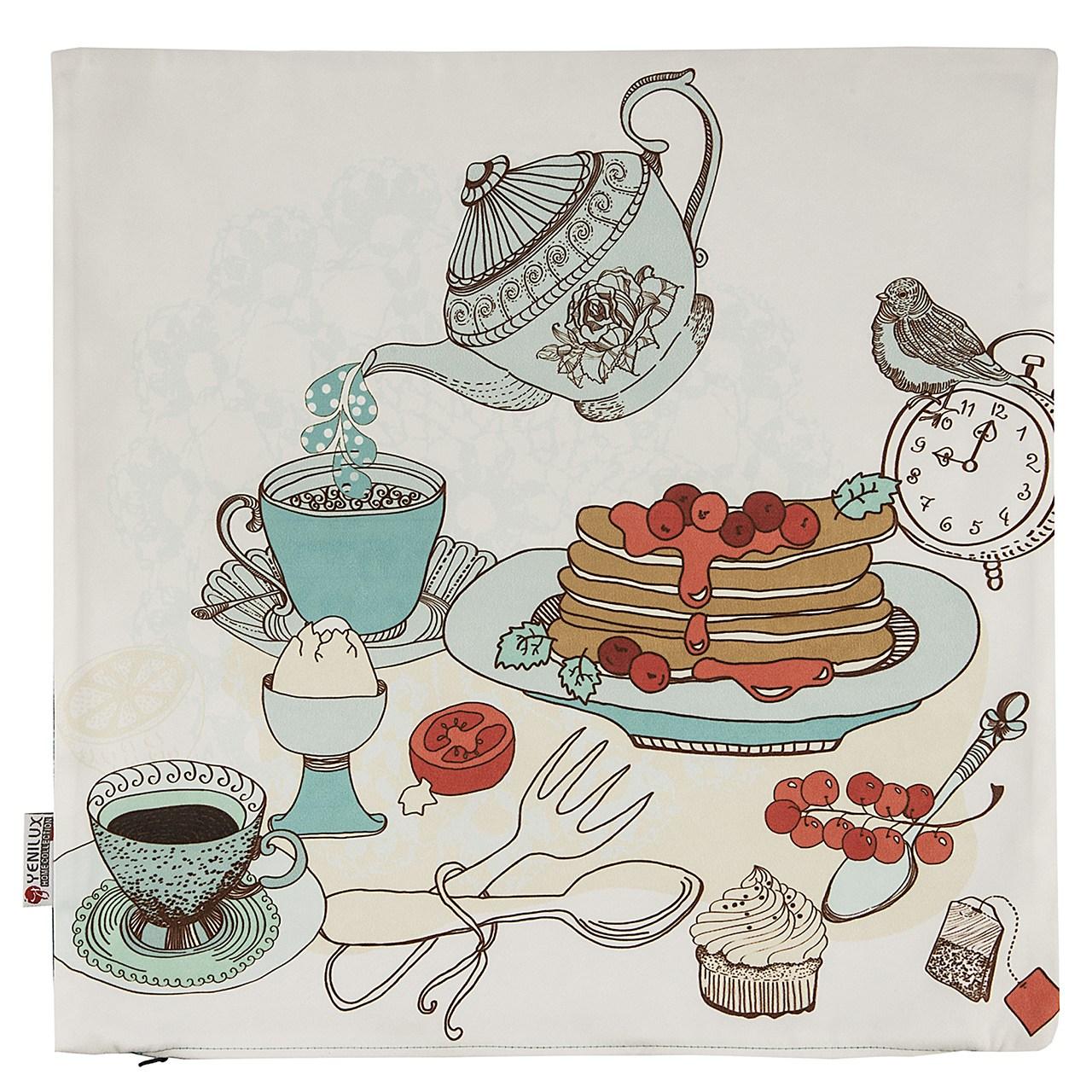 کاور کوسن ینیلوکس مدل Breakfast