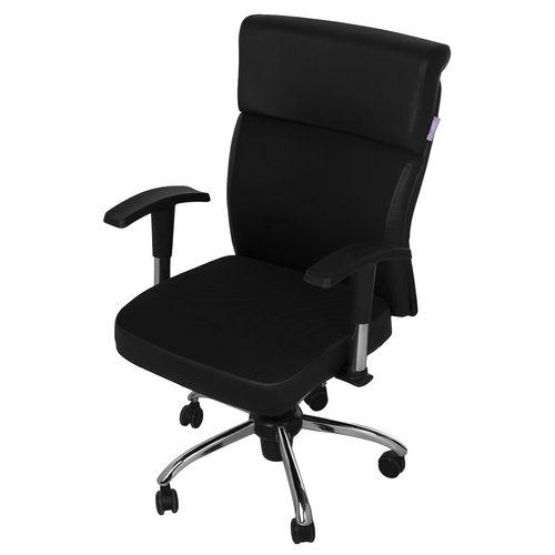 صندلی نوین آرا مدل K707G چرمی