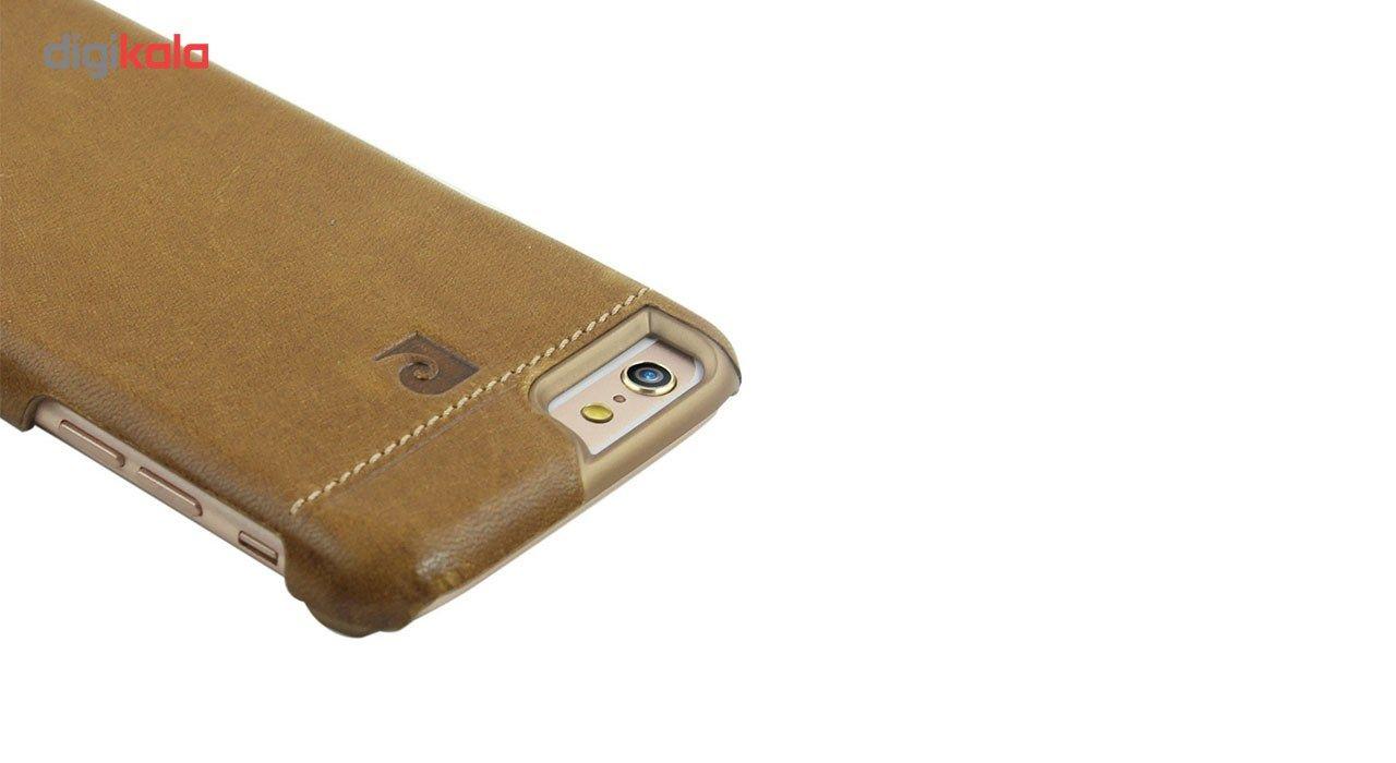 کاور چرمی پیرکاردین مدل PCL-P03 مناسب برای گوشی آیفون 6 / 6s main 1 34
