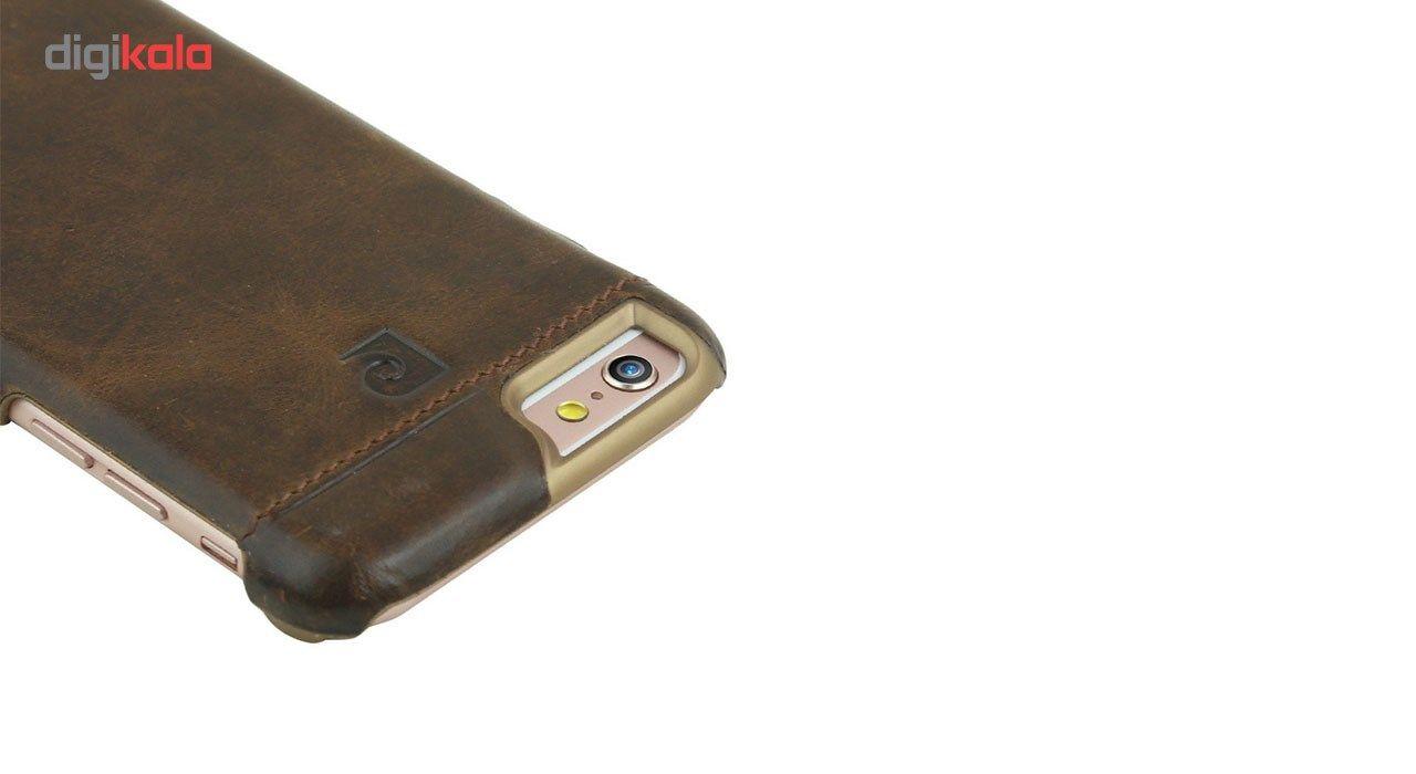 کاور چرمی پیرکاردین مدل PCL-P03 مناسب برای گوشی آیفون 6 / 6s main 1 35