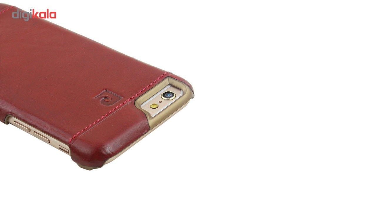 کاور چرمی پیرکاردین مدل PCL-P03 مناسب برای گوشی آیفون 6 / 6s main 1 36