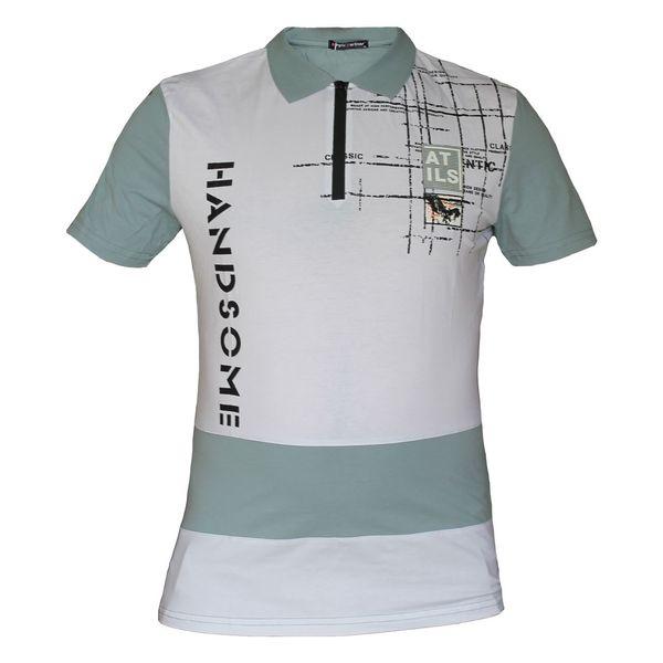 پولو شرت مردانه فول شاپ مدل 1080