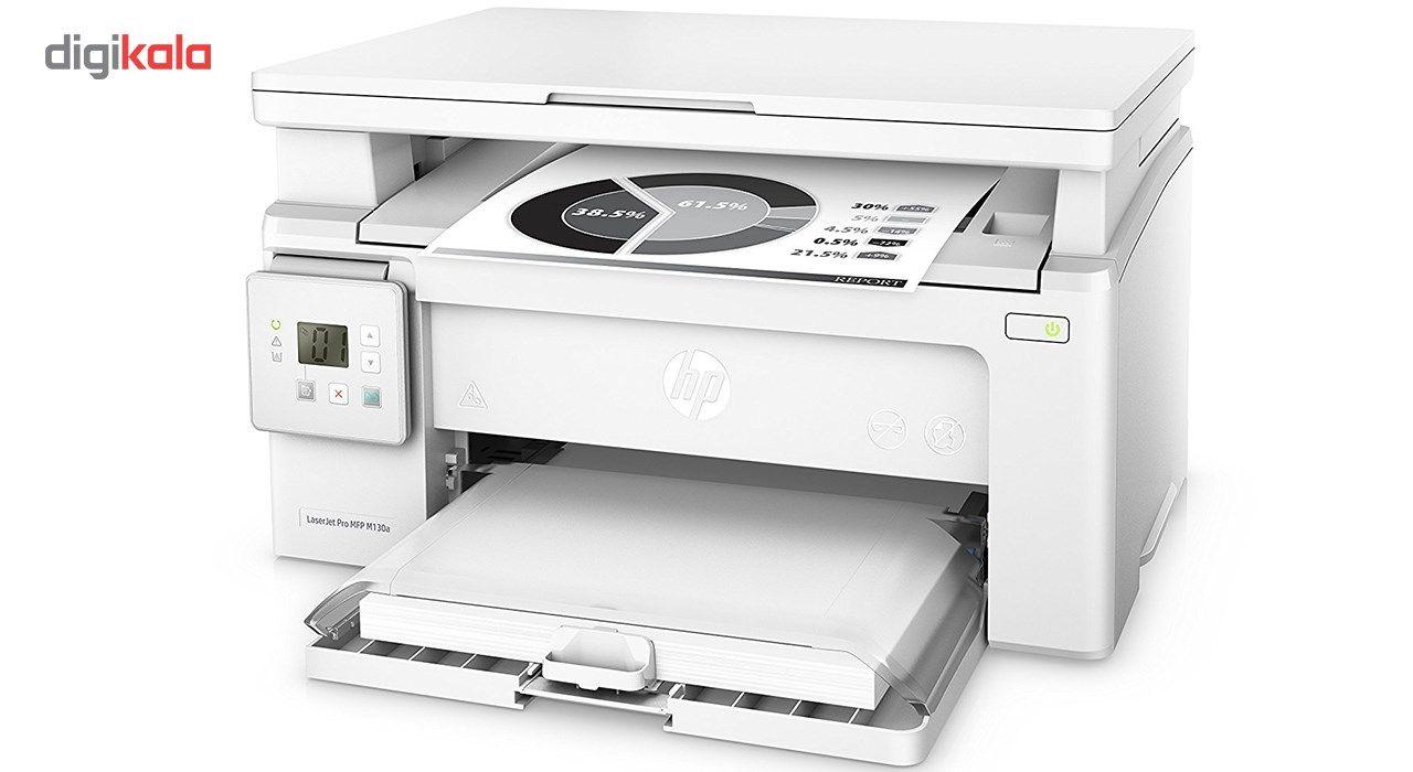 پرینتر چندکاره لیزری اچ پی مدل LaserJet Pro MFP M130a main 1 2