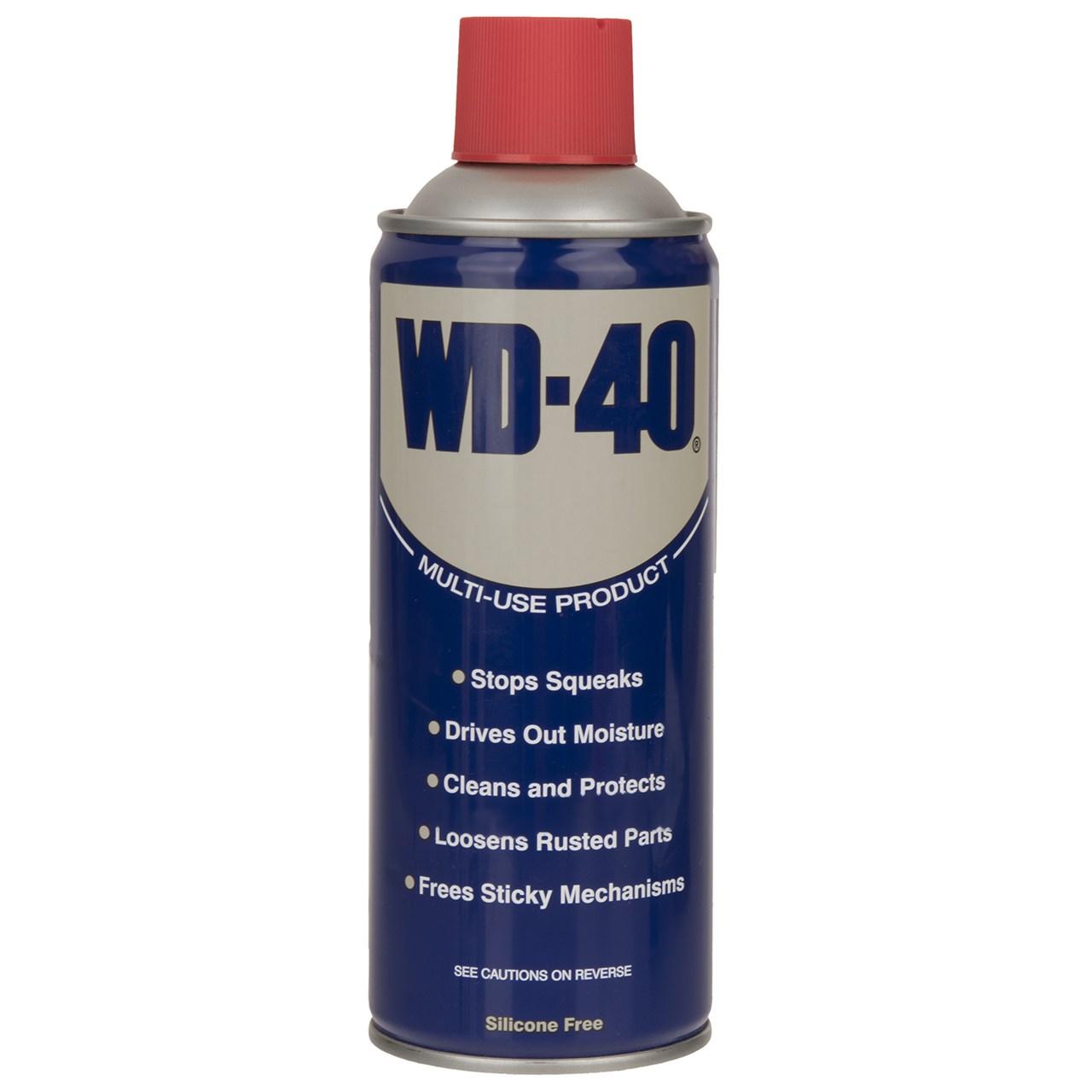 اسپری روان کننده WD-40 حجم 330 میلی لیتر