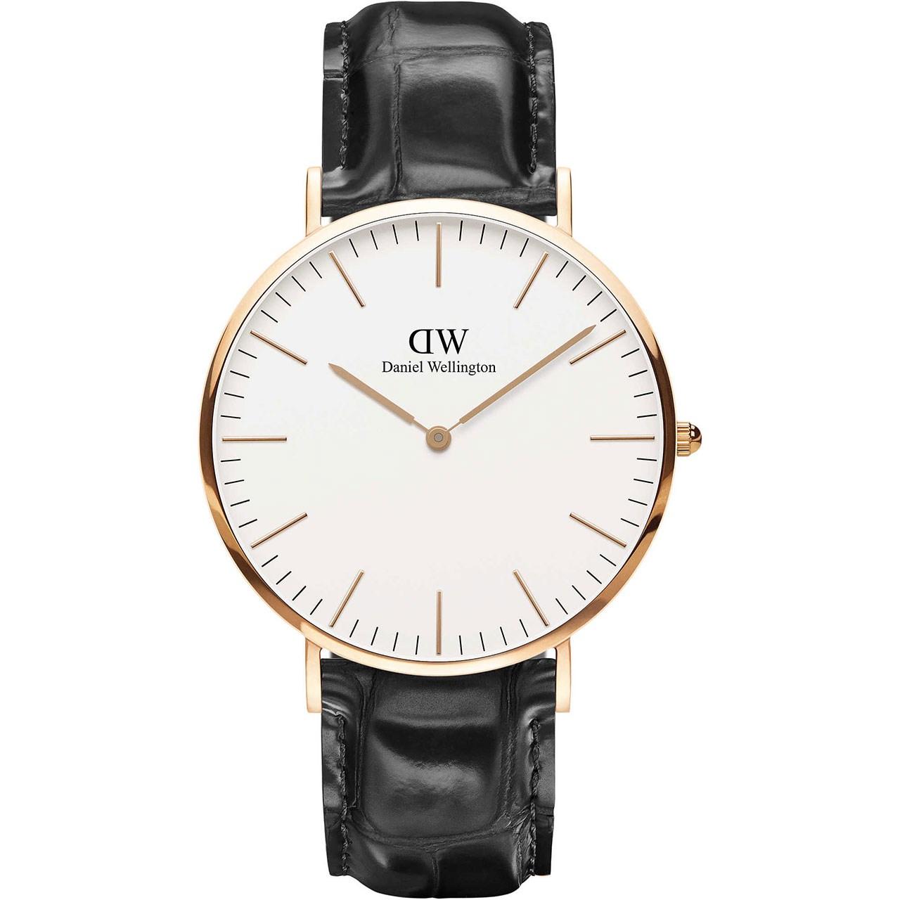 ساعت مچی عقربه ای مردانه دنیل ولینگتون مدل DW00100014              خرید (⭐️⭐️⭐️)