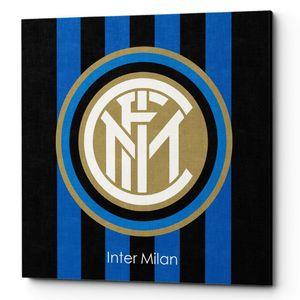 تابلو شاسی لومانا مدل Inter Milan CA013 سایز 20×20