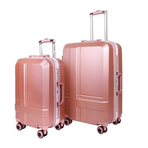 مجموعه دو عددی چمدان مدرن کیف پارسیان مدل G100