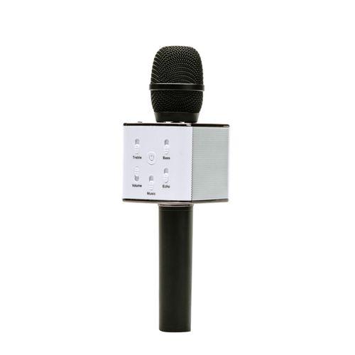 میکروفون بیسیم و اسپیکر بلوتوث Q7  اصلی مدل T18
