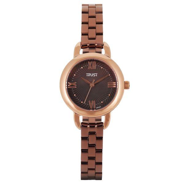 ساعت مچی عقربه ای زنانه تراست مدل L450CUE