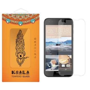محافظ صفحه نمایش شیشه ای کوالا مدل Tempered مناسب برای گوشی موبایل اچ تی سی Desire 830