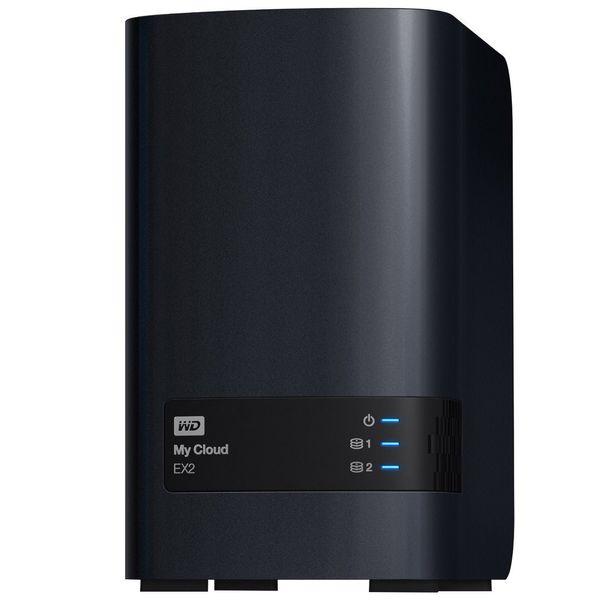 ذخیره ساز تحت شبکه وسترن دیجیتال مدل My Cloud EX2 Ultra ظرفیت 4 ترابایت