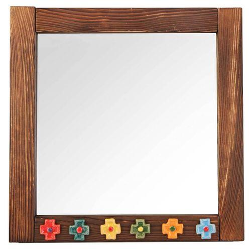 آینه چوبی گالری رس مدل 172018