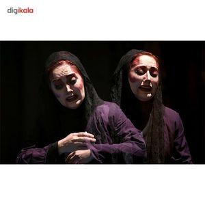فیلم تئاتر بیوه های غمگین سالار جنگ  Sad Widow Of War Hero Recorded Theater by Shahabodin Hosseinp