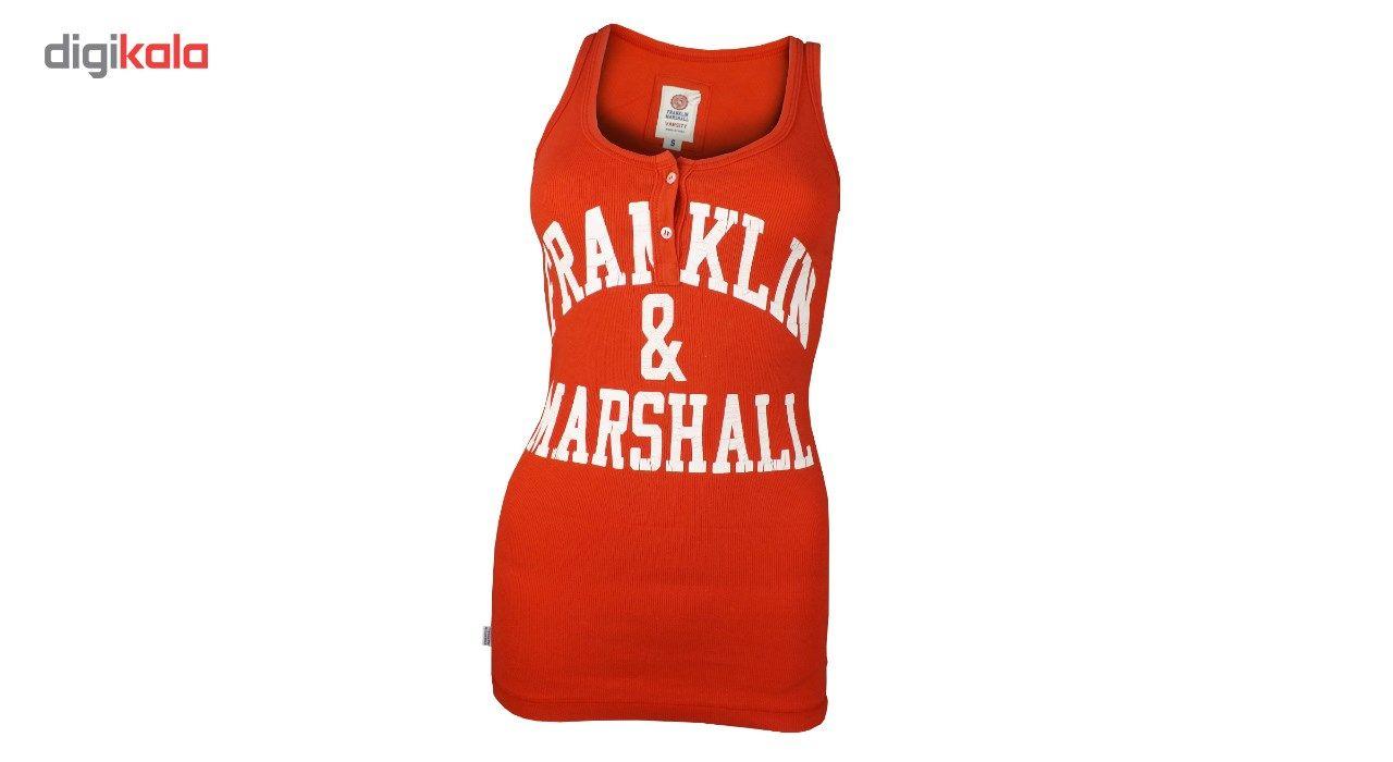بلوززنانه فرانکلین مارشال مدل جرزی کد 550  Franklin Marshall Tops Jersey Ribb Seraf for woman