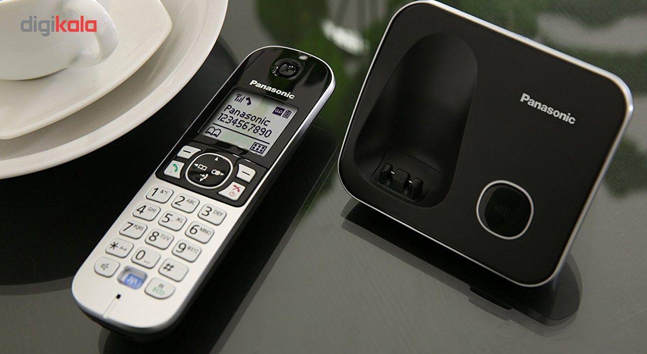 تلفن بی سیم پاناسونیک مدل KX-TG6811 main 1 14