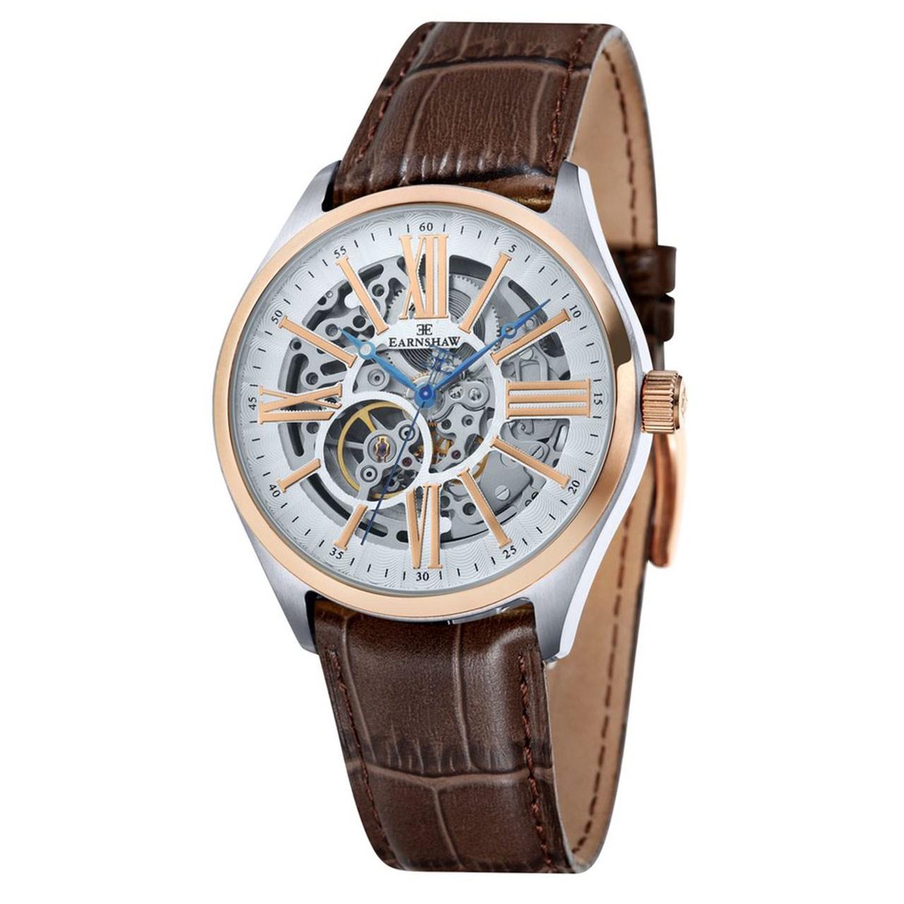 ساعت مچی عقربه ای مردانه ارنشا مدل ES-8037-04