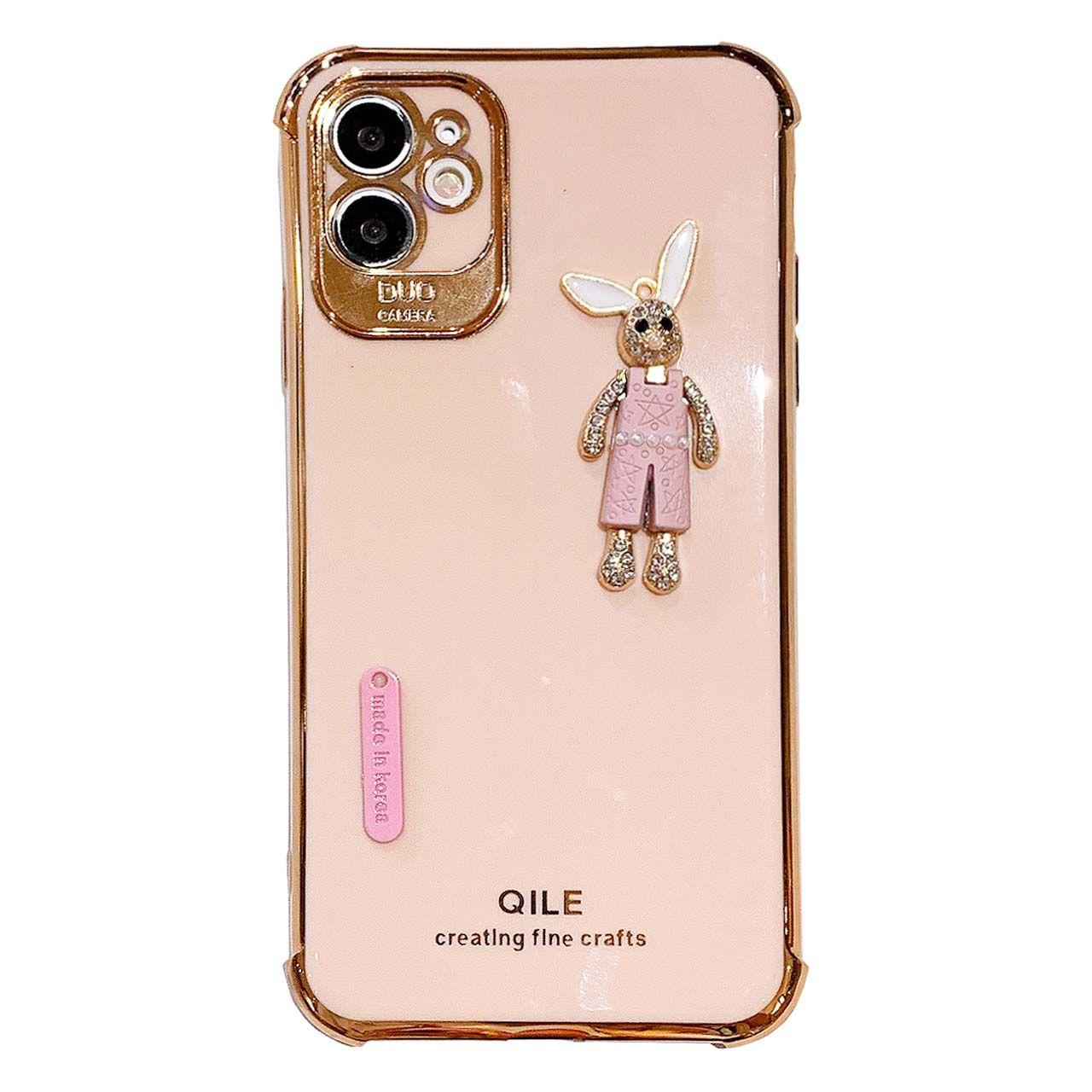 کاور گوشی مدل Rabbit کد 00568 مناسب برای گوشی موبایل اپل iPhone 12