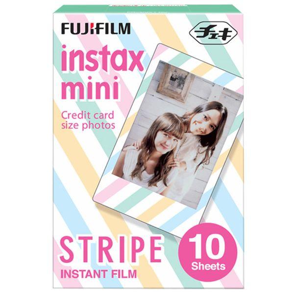فیلم مخصوص دوربین فوجی فیلم اینستکس مینی مدل Stripe