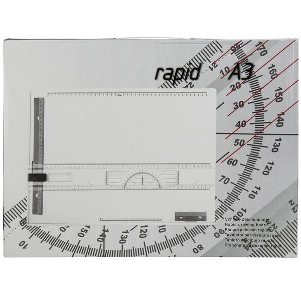 تخته رسم رپید مدل ساده - سایز A3