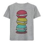 تی شرت دخترانه مدل خوراکی M69