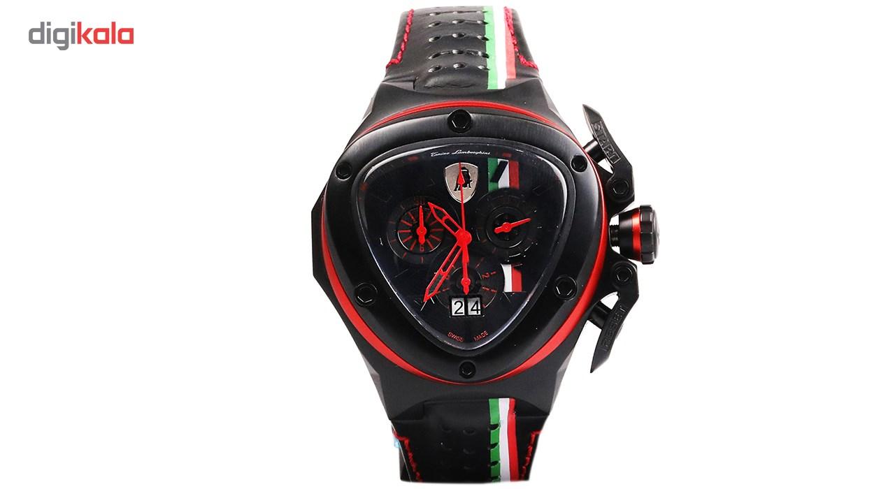 خرید ساعت مچی عقربه ای مردانه تونینو لامبورگینی مدل TL-3126