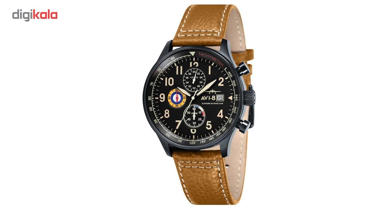 ساعت مچی عقربه ای مردانه ای وی-8 مدل AV-4011-06