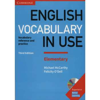کتاب زبان English Vocabulary In Use Elementary Second Edition