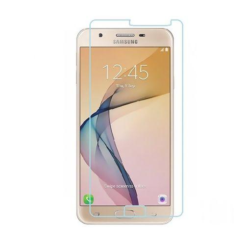 محافظ صفحه نمایش شیشه ای مدل Tempered مناسب برای گوشی موبایل سامسونگ Galaxy J5 Prime