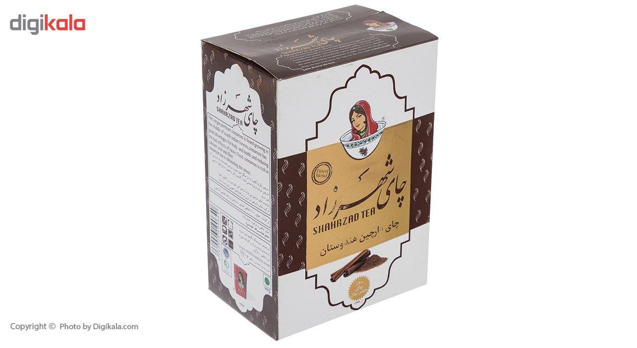 چای شهرزاد با طعم دارچین مقدار 500 گرم main 1 3