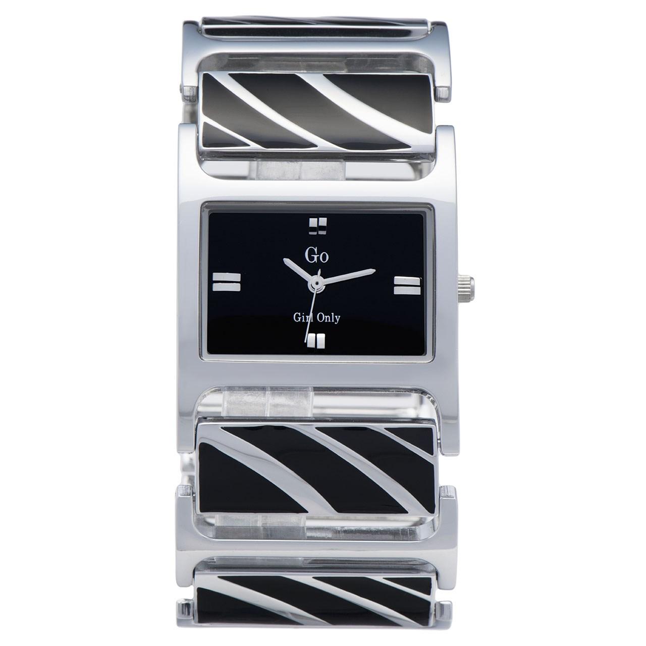 خرید ساعت مچی عقربه ای زنانه جی او مدل 694026