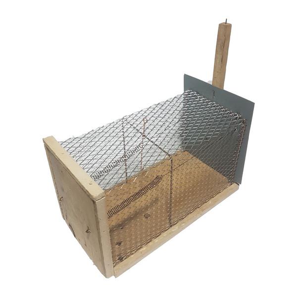 تله موش مدل قفسی