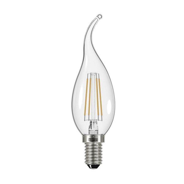 لامپ ال ای دی فیلامنتی 4 وات تی لایت کد 804 پایه E14