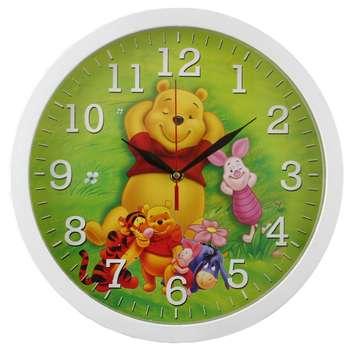 ساعت دیواری شیانچی طرح Pooh کد 10010052
