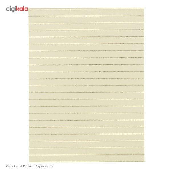 کاغذ یادداشت چسب دار کورس کد 46520 - بسته 100 عددی main 1 2