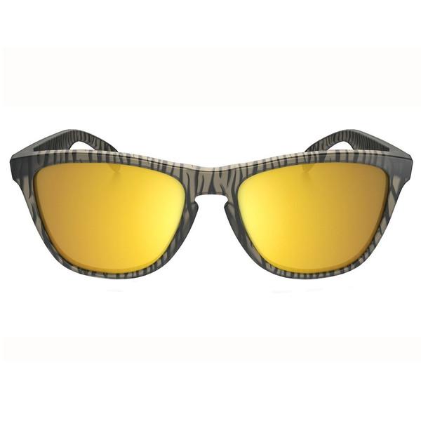 عینک آفتابی اوکلی سری Frogskins Urban Jungle مدل 67-9013
