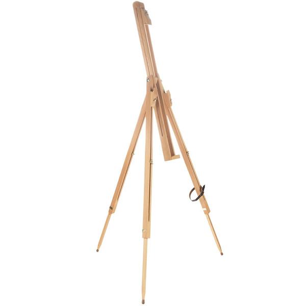 سه پایه بوم چوبی تاشو