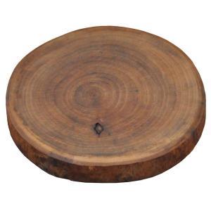 زیرلیوانی چوبی WeWood طرح ساده دایره ای